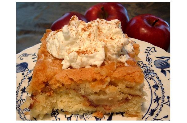 Image of Apple Harvest Cake, Foodista
