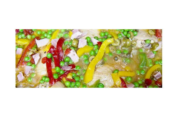 Image of Asopao De Pollo, Foodista