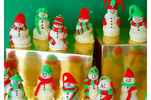 Image of Attack Of The Peanut Butter Snowman Army, Foodista