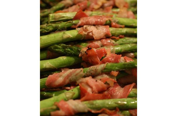 Image of Asparagus Wraps, Foodista
