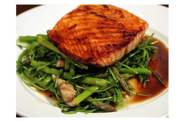 Image of Asian Broiled Fish, Foodista