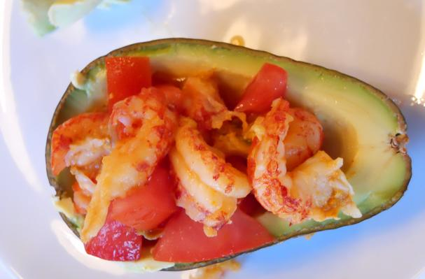 Image of Avocado And Crawfish Appetizers, Foodista