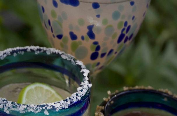 Image of All Mixed Up Margaritas, Foodista