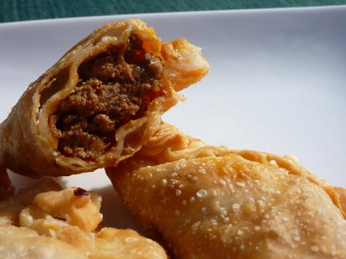 Recipes for spanish empanada
