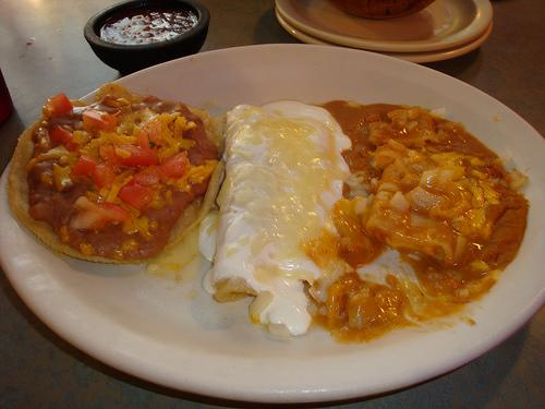 Sour cream chicken enchilada recipes