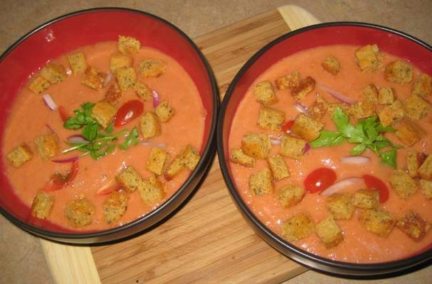 Image of Andalusian Gazpacho, Foodista