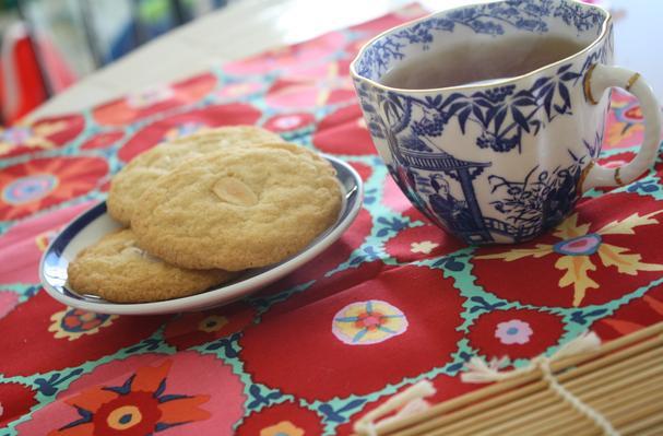 Image of Almond Tea Cookies (gluten-free), Foodista