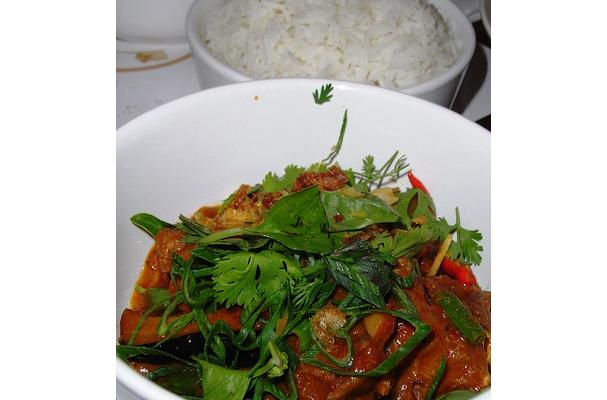 Image of Asian Lamb, Foodista