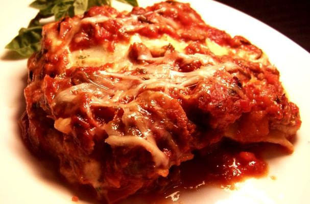 Image of A Healthy Homage To Traditional Lasagna, Foodista