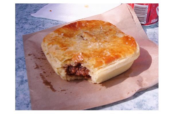 Image of Australian Meat Pie, Foodista