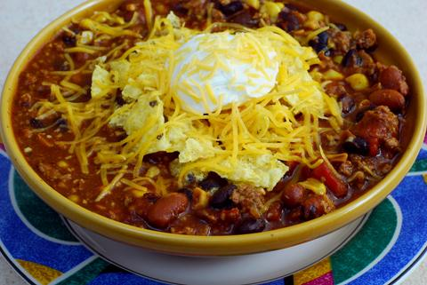 Slow cooker black bean recipes