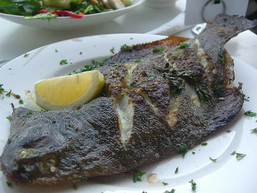 Baked fish in foil recipes