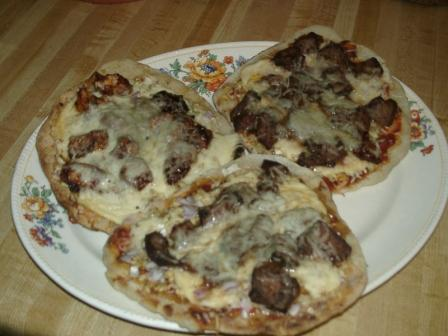 White sauce recipes for pizza