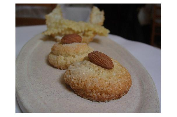 Image of Amaretto Almond Cookies, Foodista