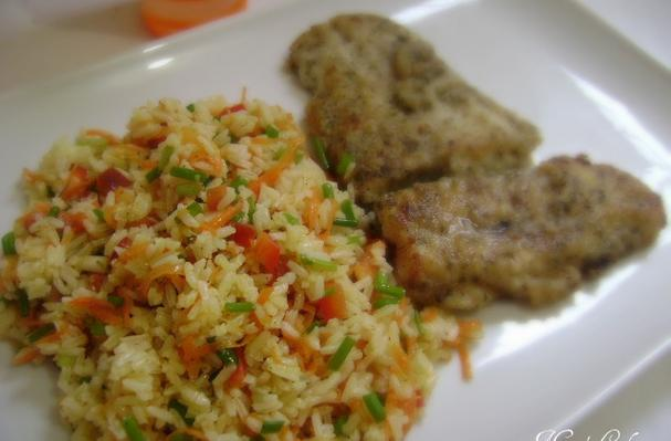 Image of Arroz Frio, Cold Rice, Foodista