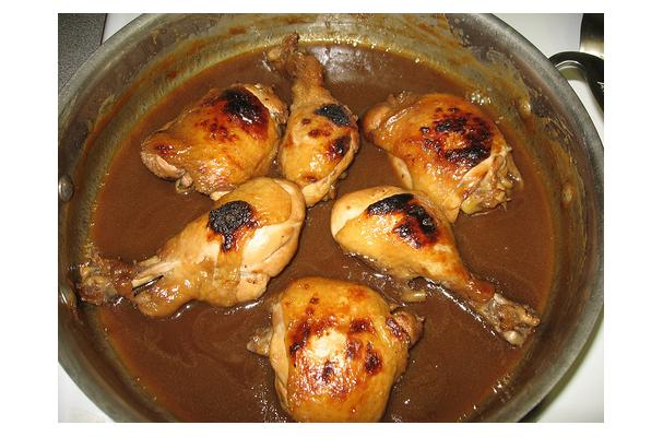 Image of Adobo Chicken, Foodista