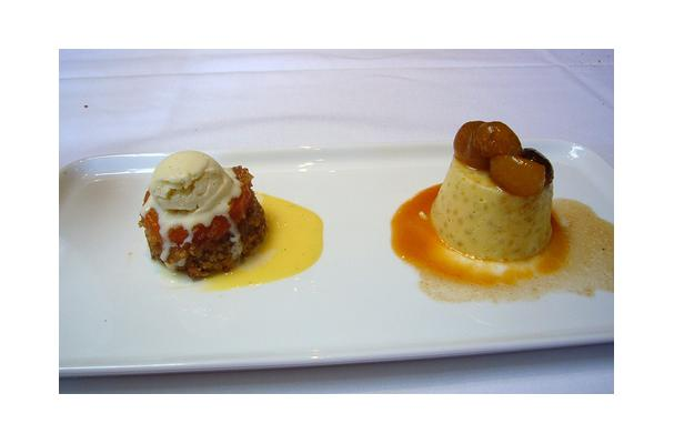 Image of Apricot Crumble, Foodista