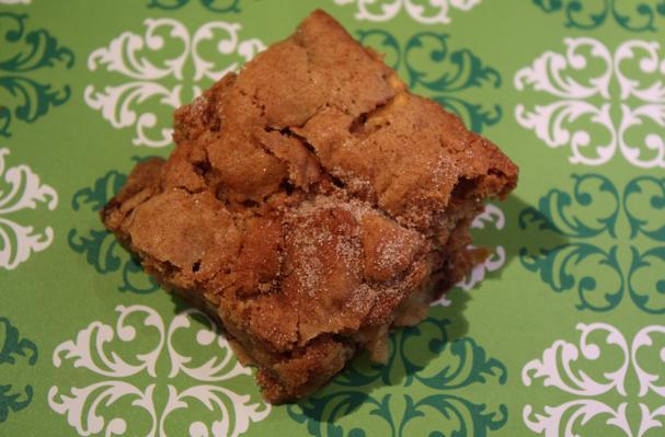 Image of Apple Cinnamon Cookie Bars, Foodista