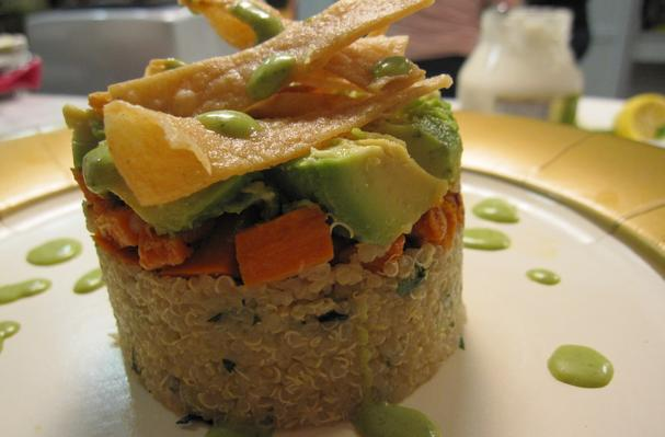 Image of Avocado Stack, Foodista