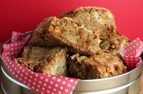 Image of Apple Pie Bars, Foodista