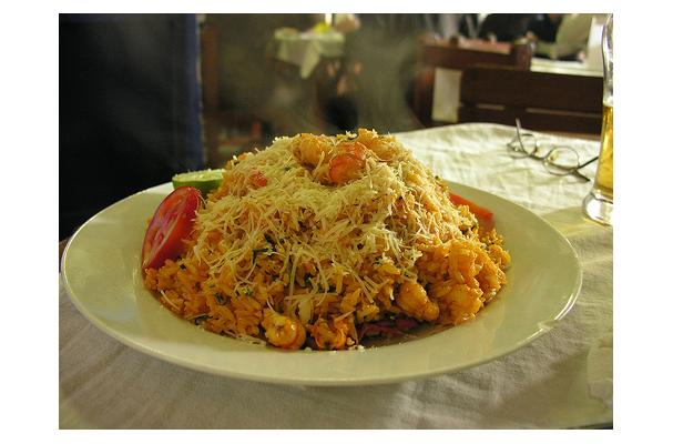 Image of Arroz Con Camarones, Foodista