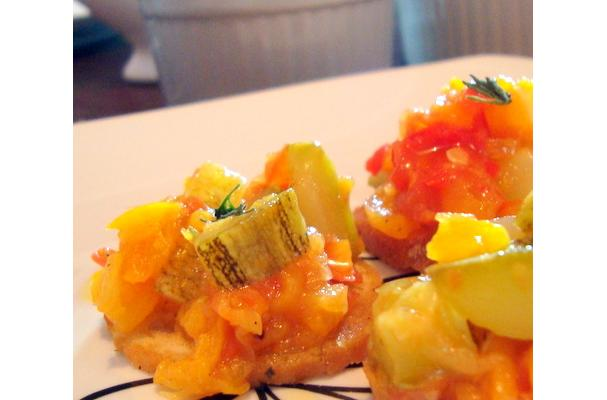 Image of Antepasto De Abobrinha, Foodista