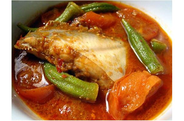 Image of Asam Pedas (gulai) - Sweet And Sour Fish, Foodista