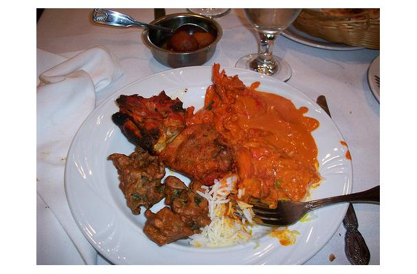 Image of Almost Indian Chicken, Foodista