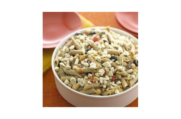 Image of Alouette Mediterranean Pasta Salad, Foodista