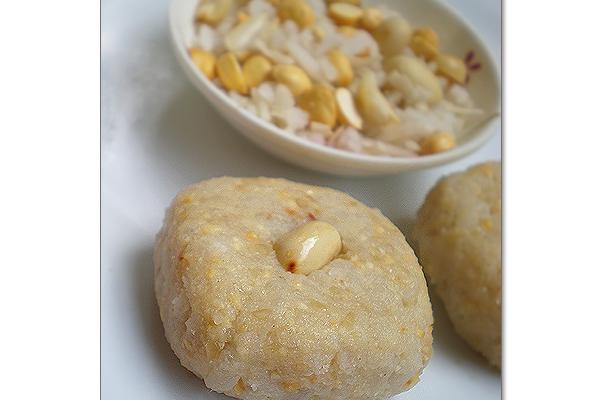 Image of Aval Kadala Burfi, Foodista