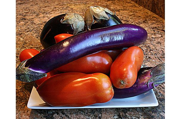 Image of Asian Eggplant, Foodista