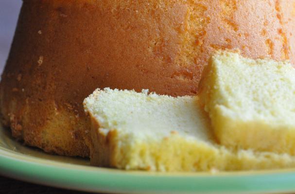 Image of Angle Food  Cake( Chiffon Cake), Foodista