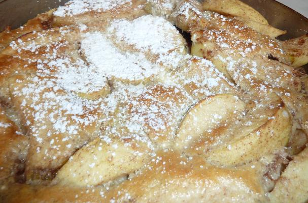 Image of Apple Dutch Baby Pancake, Foodista