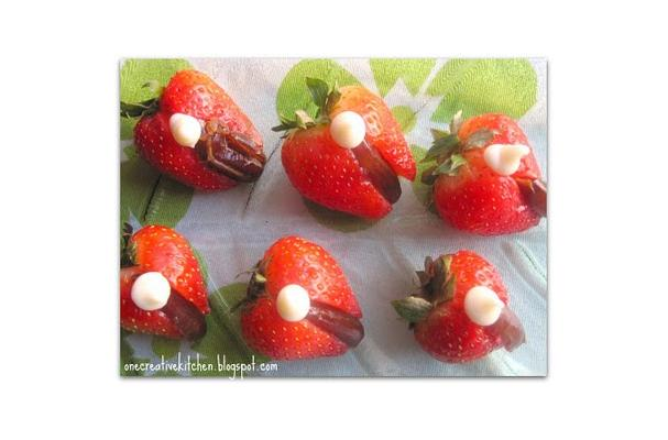 Image of A Date With Strawberry !, Foodista