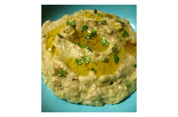 Image of Aubergine Dip, Foodista