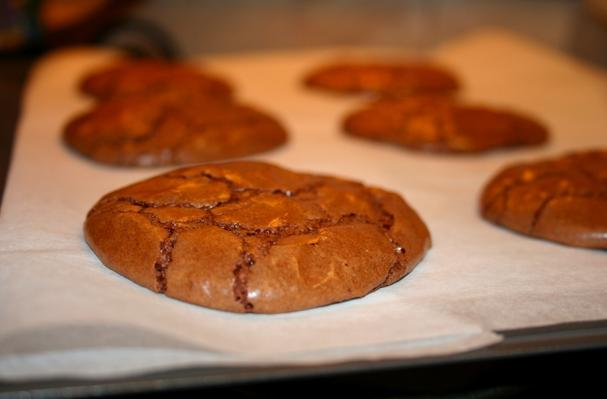 Image of A Delicious New Hybrid, Brownie Cookies, Foodista