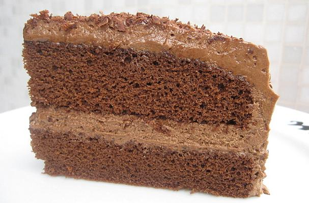 ... | Recipes, Cooking Tips, and Food News | French Silk Chocolate Cake