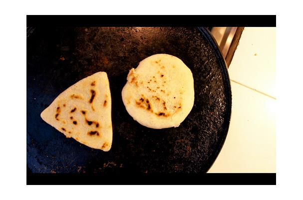 Image of Arepas, Foodista