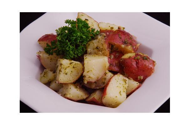 Irish Boiled Red Potatoes