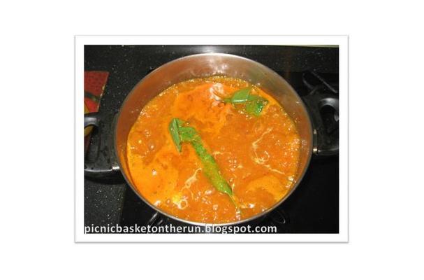 Image of Assam Fish (garoupa) @ Asam Pedas Ikan Siakap, Foodista