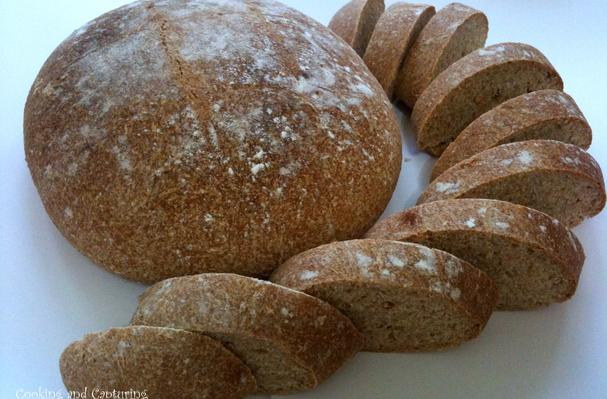 Image of Another Wheat  Bread, Foodista