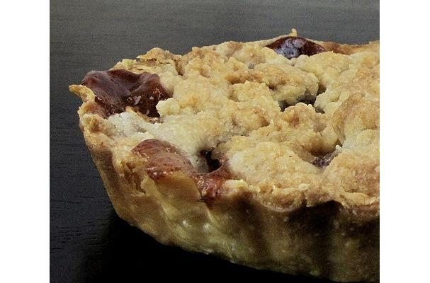 Image of Apple Pie With Crumble Topping, Foodista