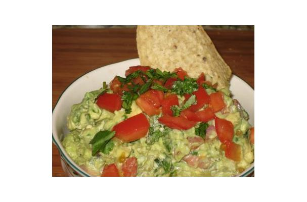 Image of Awesome Guacamole (for The Super Bowl Or Anytime), Foodista