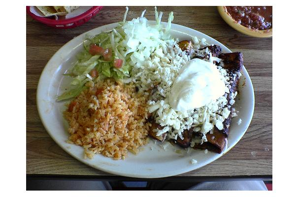Image of Aztec Enchiladas, Foodista