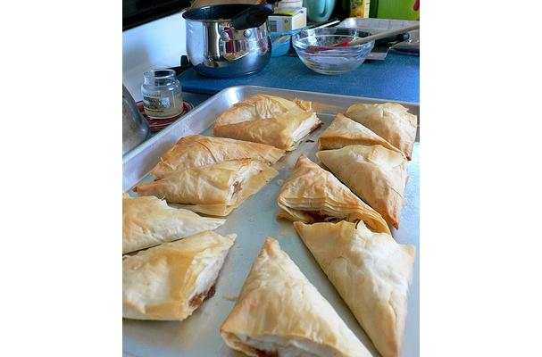 Image of Apple Turnovers, Foodista