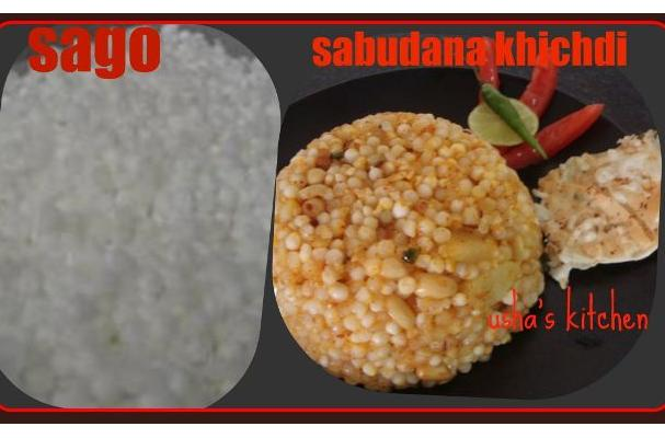 Image of A Tasty Sabudana Khichdi, Foodista