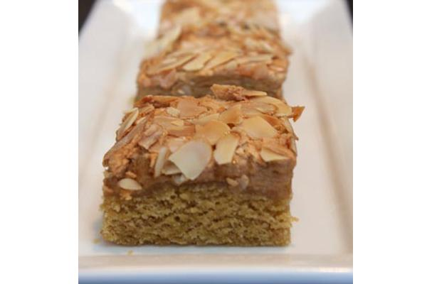 Image of Almond Lime Squares, Foodista