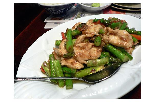 Image of Asparagus Chicken, Foodista