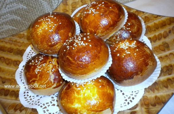 Image of Asado Rolls, Foodista