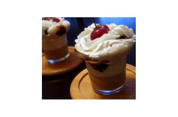 Image of Almond Mocha Frappucino, Foodista